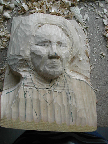 carving stage of marion doenhoff