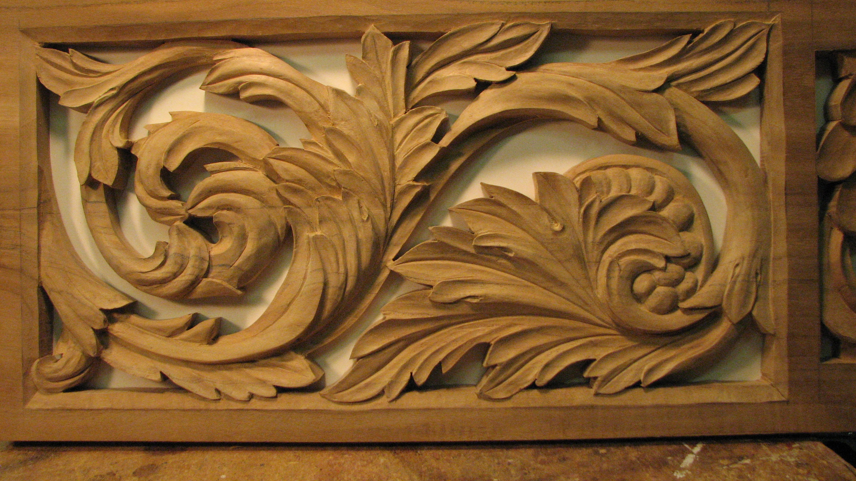 Mark yundt´s gallery fiebig and yundt woodcarving page