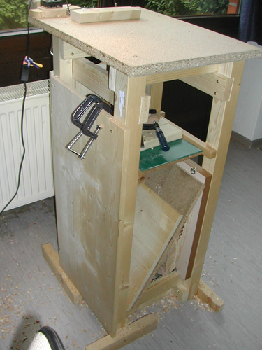 Buy Plans Bench Wood Carving Working Idea