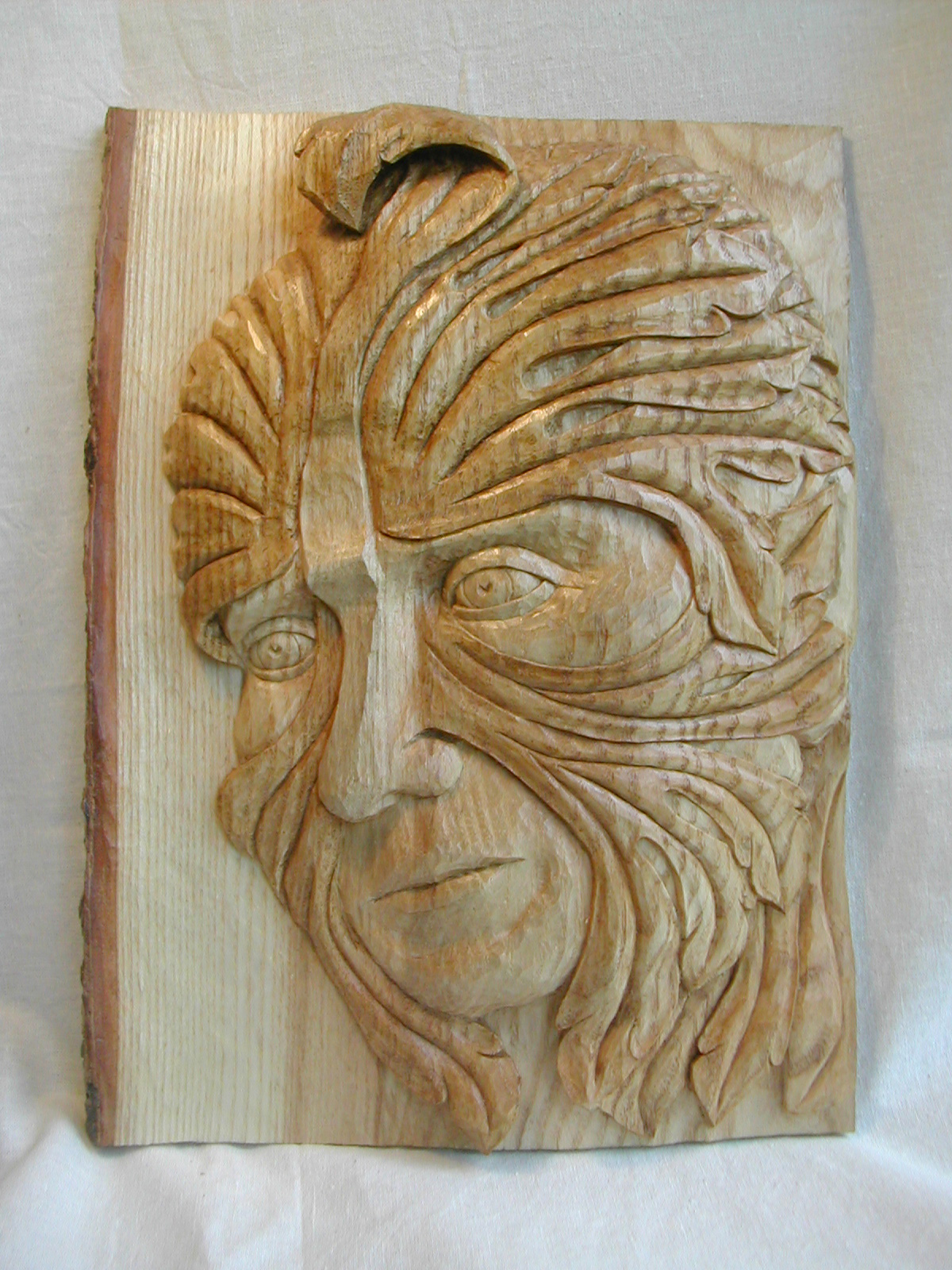 Doris fiebig´s gallery fiebig and yundt woodcarving page