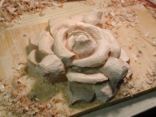 November fiebig and yundt woodcarving
