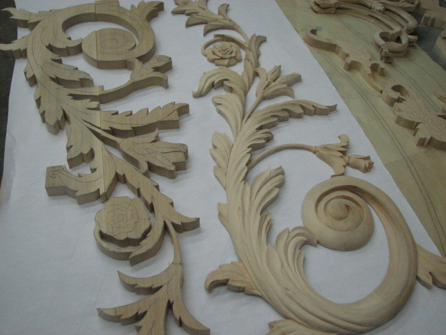 Fiebig and yundt woodcarving featuring